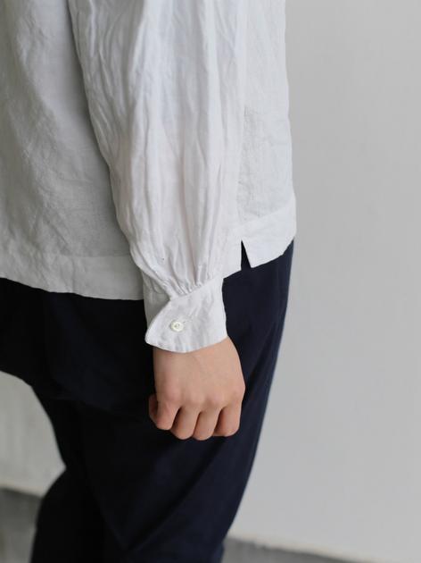 Round cuff blouse 4