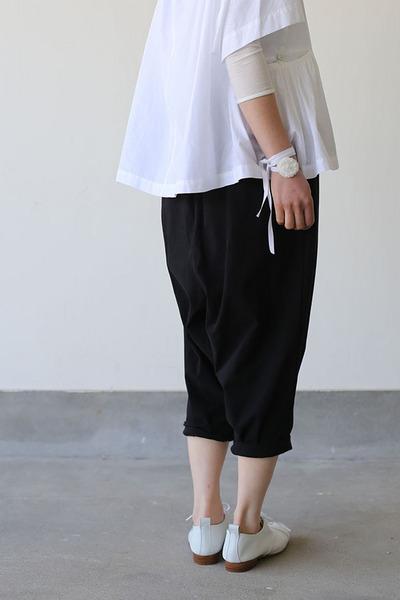 Draw string pants medium/Soft balmorel  1