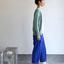 Men's cropped pants~blue 3