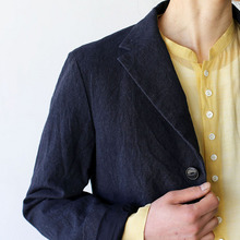 Old tailored jacket Ⅱ~top cotton canvas
