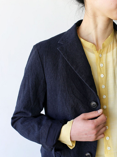 Old tailored jacket Ⅱ~top cotton canvas 1