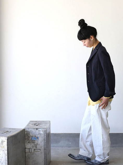 Old tailored jacket Ⅱ~top cotton canvas 3