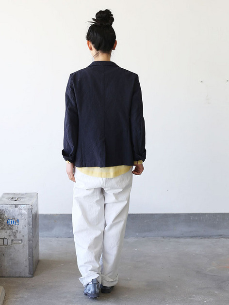 Old tailored jacket Ⅱ~top cotton canvas 4