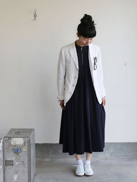 Old tailored jacket Ⅱ~high count fine hemp 2