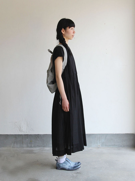 Tuck bottom dress 4