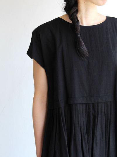 Tuck bottom dress 1