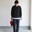 Round cuff blouse~linen/ Dart camisole 3