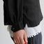 Round cuff blouse~linen/ Dart camisole 2
