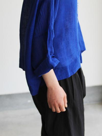 Big slip on blouse short/Draw string sarrouel pants 1