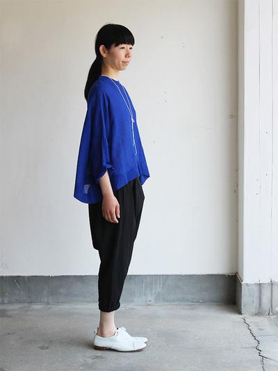 Big slip on blouse short/Draw string sarrouel pants 3