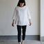 Big tuck blouse/Woven leggins short 2