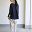 Big tuck blouse/Draw string sarrouel pants 4