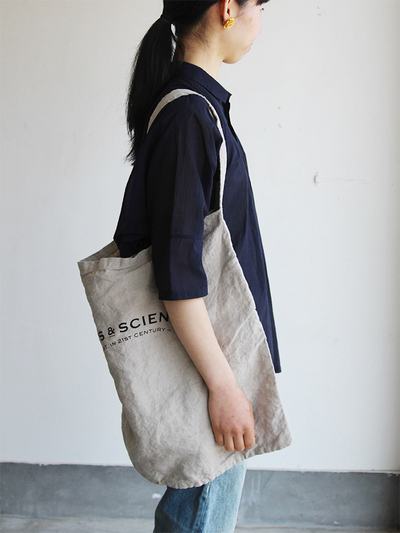 Original tote L / Pull over big shirt  1
