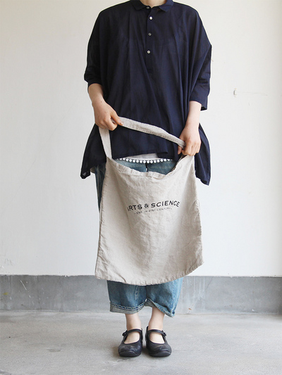 Original tote L / Pull over big shirt  2