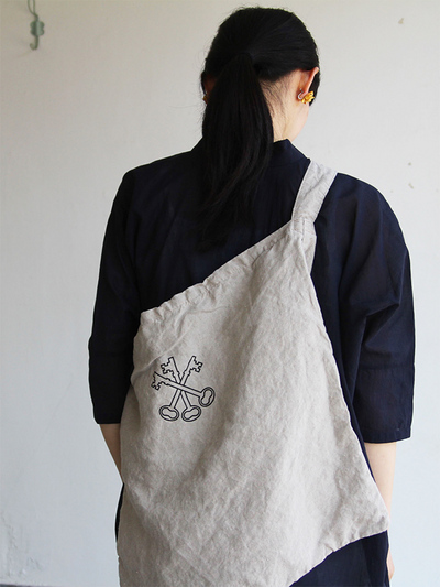 Original tote L / Pull over big shirt  5