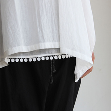 Pull over big shirt / Draw string sarrouel pants