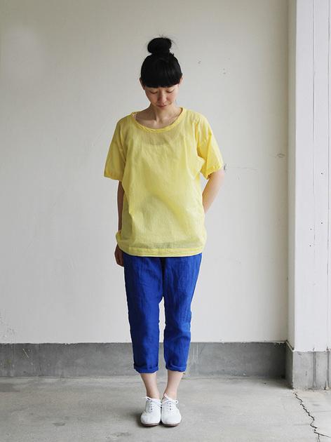 Big T-shirt 2 / MOP pants 2