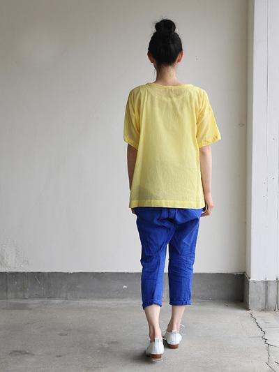 Big T-shirt 2 / MOP pants 4