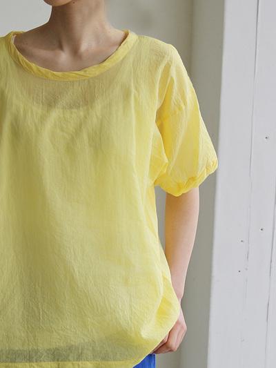 Big T-shirt 2 / MOP pants 1