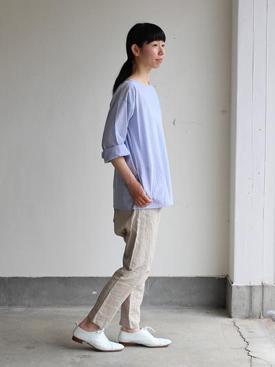 Slip on blouse/MOP pants 3