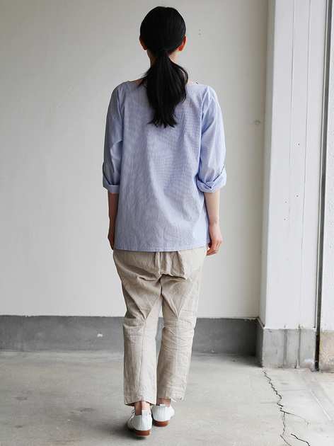 Slip on blouse/MOP pants 5