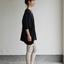 V-neck big tunic short/Woven leggins short 2