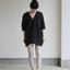 V-neck big tunic short/Woven leggins short 1