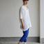 V-neck big tunic short/MOP pants 3