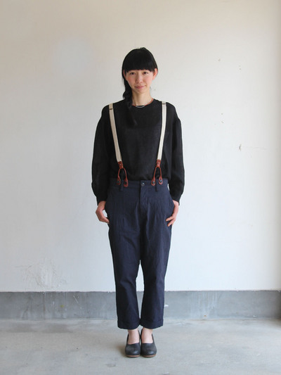 Men's tapered pants/Suspender 2