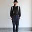 Men's tapered pants/Suspender 2