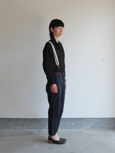 Men's tapered pants/Suspender 3