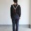 Men's tapered pants/Suspender 5