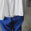 YAECA Tuck blouse / A&S  Men's cropped pants 5