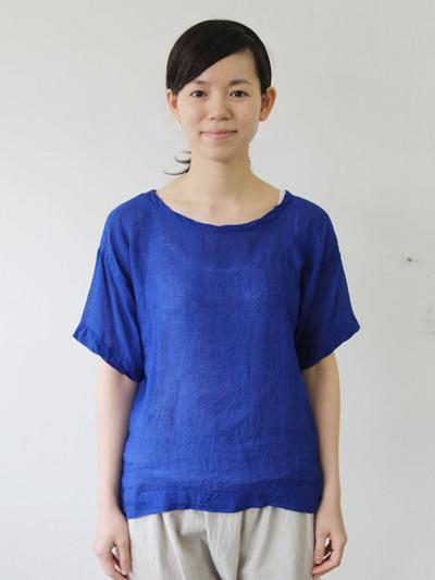 Big T-shirt 2~linen 1