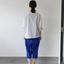 Stand collar box shirt / Draw string pants 5