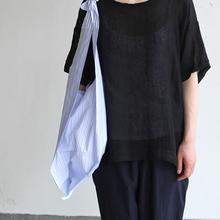 Big T-shirt 2~linen