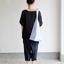 Big T-shirt 2~linen 3