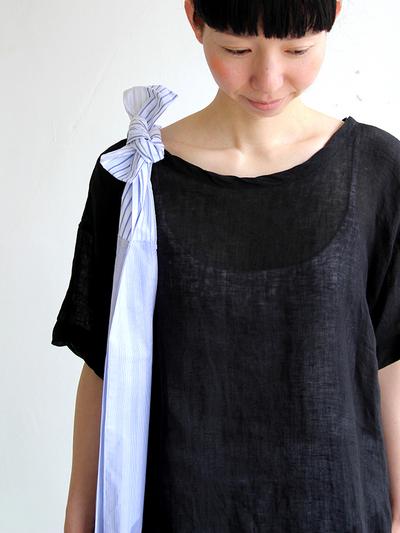 Big T-shirt 2~linen 4