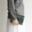 Long sleeve big T-shirt~wool linen gauze 1