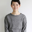 Long sleeve big T-shirt~wool linen gauze 5