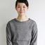 Long sleeve big T-shirt~wool linen gauze 5