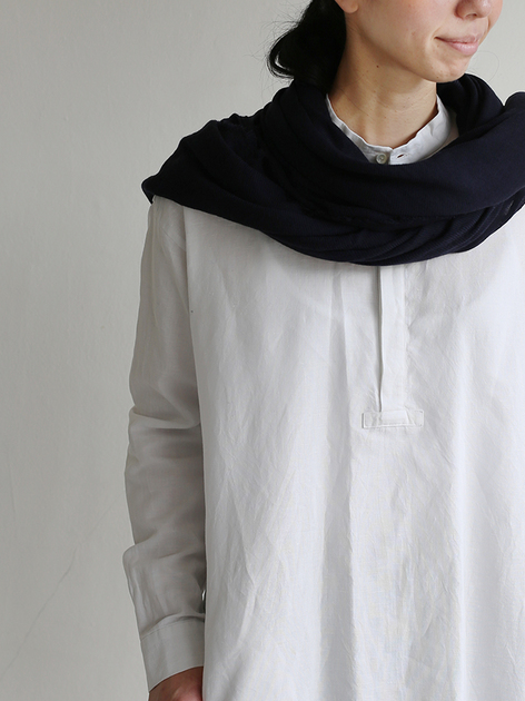 Fly front kurta shirt / Simple easy tapered pants 3