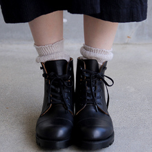 Lace up boots Ⅱ