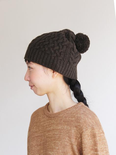 Bonbon knit cap / Uncle sarrouel pantsⅡ  4