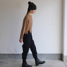 Bonbon knit cap / Uncle sarrouel pantsⅡ