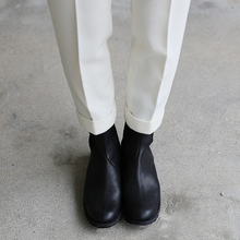 New tapared pants~wool (ivory)