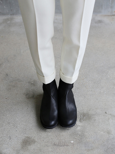 New tapared pants~wool (ivory) 1