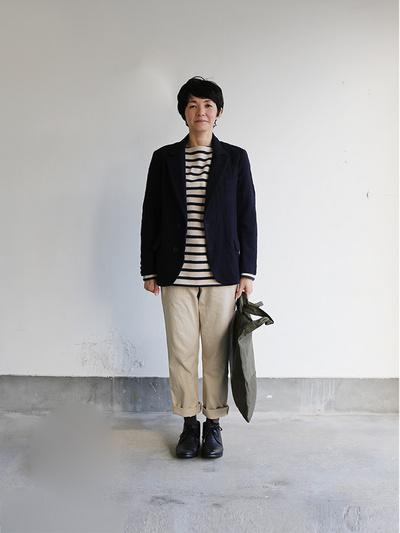 1930's work jacket ~wool 2