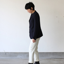 Old tailored jacket Ⅱ / New tapered pants