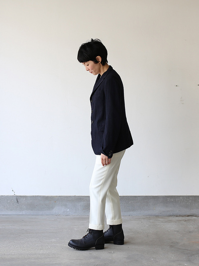 Old tailored jacket Ⅱ / New tapered pants 1